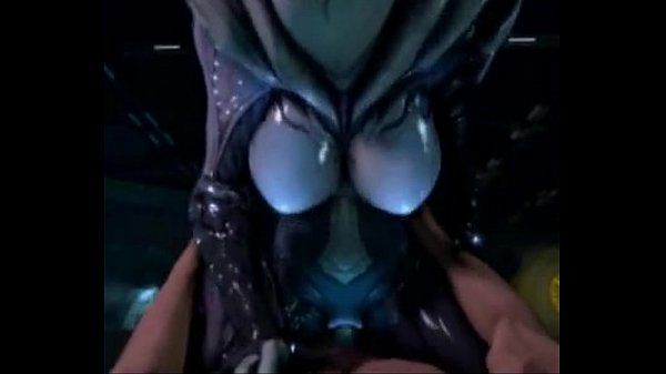 3D Alien Pussy Rides Human..