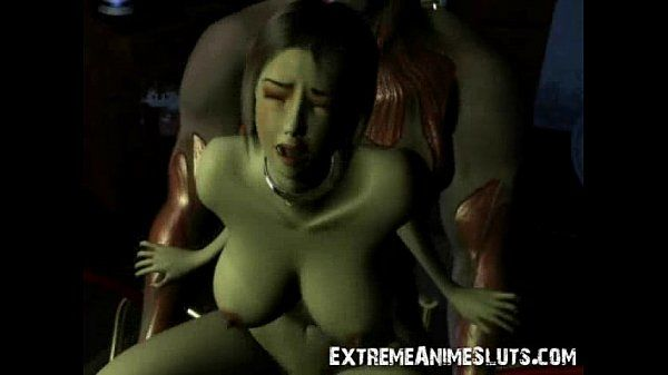 3D Shocking SciFi Sex! - 3 min