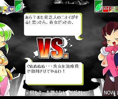 Girl vs Girl pt1